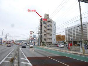 琉球リアル本社 壁面3